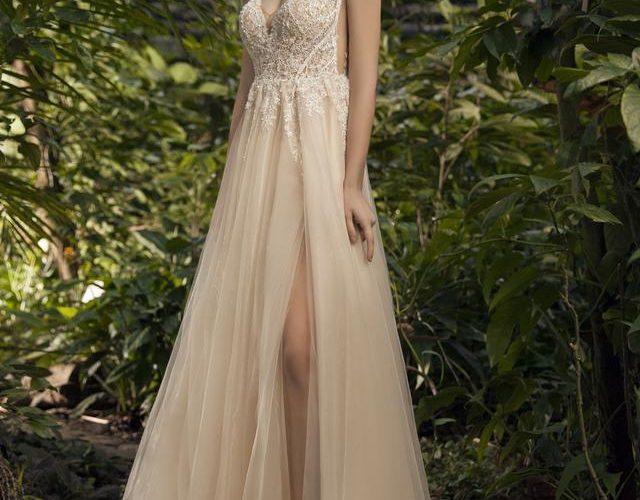 「Ari Villoso」2019禮服系列,花園中的花仙子