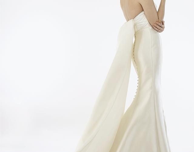 「Steven Birnbaum」2020婚紗禮服系列,古典與現代之間穿梭