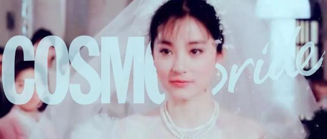 港風女星的復古美艷婚禮造型,看100遍都不會膩