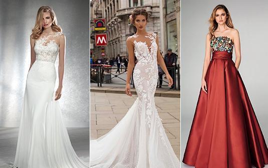 穿上了魔力!8款歐美名設計師品牌婚紗推薦