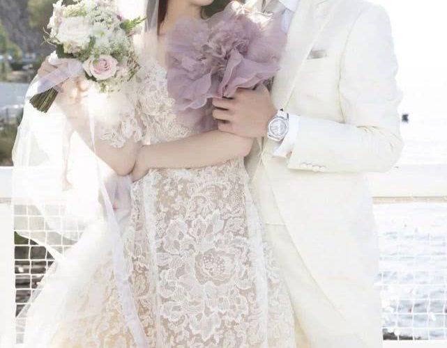 身價數億的華裔婚紗女王,曾為米歇爾·奧巴馬設計禮服,70歲仍氣質超群