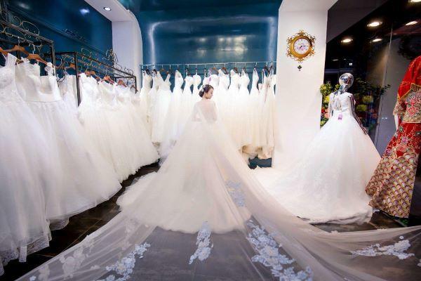 試婚紗前必須要知道的6件事