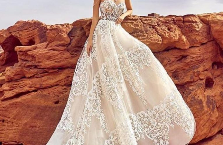 10套美成仙女的獨特婚紗,准新娘必看