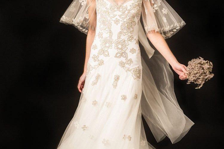 肉肉女選婚紗指南!微胖新娘的4大顯瘦婚紗款式推介