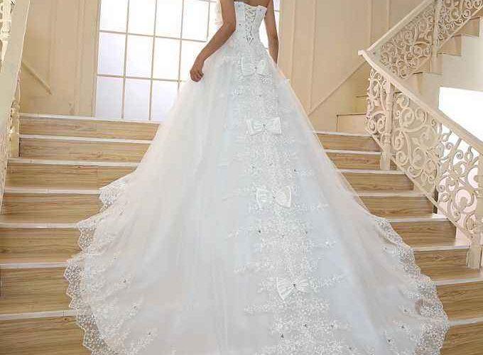 蝴蝶結控會愛上的婚紗系列